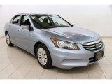 2012 Celestial Blue Metallic Honda Accord LX Sedan #93667181