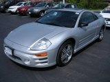 2003 Sterling Silver Metallic Mitsubishi Eclipse GTS Coupe #9334326