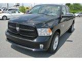 2014 Black Ram 1500 Express Quad Cab #93667242