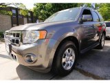2011 Sterling Grey Metallic Ford Escape Limited V6 4WD #93667108