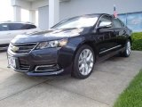 2014 Blue Ray Metallic Chevrolet Impala LTZ #93704876