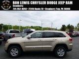 2014 Cashmere Pearl Jeep Grand Cherokee Laredo 4x4 #93705059