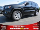 2014 Brilliant Black Crystal Pearl Jeep Grand Cherokee Laredo #93705141