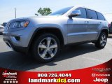2014 Billet Silver Metallic Jeep Grand Cherokee Limited #93705139