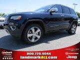 2014 True Blue Pearl Jeep Grand Cherokee Limited #93705138