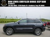 2014 Maximum Steel Metallic Jeep Grand Cherokee Limited 4x4 #93705054
