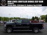 2014 Black Ram 1500 Laramie Longhorn Crew Cab 4x4 #93705052