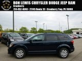 2014 Fathom Blue Pearl Dodge Journey SE AWD #93705049