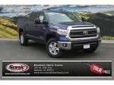 2014 Blue Ribbon Metallic Toyota Tundra SR5 Crewmax 4x4 #93704831
