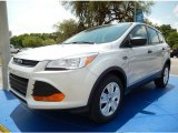 2014 Ingot Silver Ford Escape S #93705025