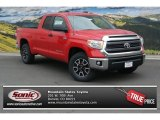 2014 Barcelona Red Metallic Toyota Tundra SR5 TRD Double Cab 4x4 #93704828