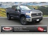 2014 Blue Ribbon Metallic Toyota Tundra SR5 TRD Crewmax 4x4 #93704824