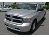 2014 Bright Silver Metallic Ram 1500 SLT Quad Cab #93705407