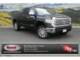 2014 Attitude Black Metallic Toyota Tundra Limited Double Cab 4x4 #93704821
