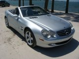 2003 Mercedes-Benz SL 500 Roadster