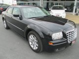 2008 Brilliant Black Crystal Pearl Chrysler 300 Touring #93705309