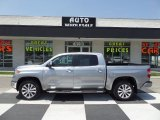 2014 Magnetic Gray Metallic Toyota Tundra Limited Crewmax 4x4 #93705306