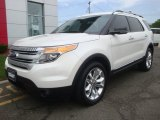 2011 White Suede Ford Explorer XLT 4WD #93705292
