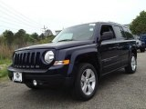 2014 True Blue Pearl Jeep Patriot Latitude 4x4 #93704893