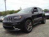 2014 Brilliant Black Crystal Pearl Jeep Grand Cherokee SRT 4x4 #93704891
