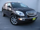 2009 Carbon Black Metallic Buick Enclave CXL #93705254