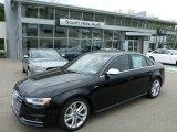 2014 Brilliant Black Audi S4 Premium plus 3.0 TFSI quattro #93752422