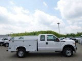 2015 Oxford White Ford F250 Super Duty XL Super Cab 4x4 Utility #93752263