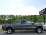 2015 Magnetic Ford F250 Super Duty XLT Crew Cab 4x4 #93752260
