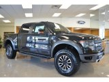 2014 Tuxedo Black Ford F150 SVT Raptor SuperCrew 4x4 #93752418