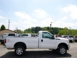 2015 Oxford White Ford F250 Super Duty XL Regular Cab 4x4 #93752258