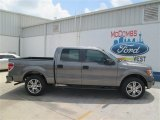 2014 Sterling Grey Ford F150 XLT SuperCrew #93752299