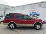 2014 Ruby Red Ford Expedition XLT #93752298