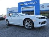 2014 Summit White Chevrolet Camaro LT Coupe #93752636