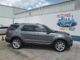 2014 Sterling Gray Ford Explorer XLT #93752292