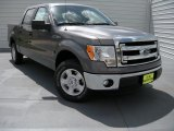 2014 Sterling Grey Ford F150 XLT SuperCrew #93752562