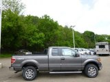2014 Sterling Grey Ford F150 XLT SuperCab 4x4 #93752388
