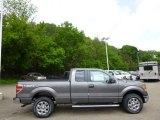 2014 Sterling Grey Ford F150 XLT SuperCab 4x4 #93752388