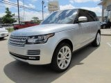 2014 Land Rover Range Rover Indus Silver Metallic