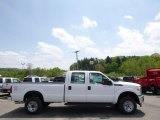 2015 Oxford White Ford F250 Super Duty XL Crew Cab 4x4 #93752278