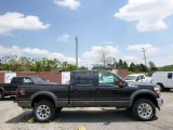 2015 Tuxedo Black Ford F250 Super Duty Lariat Crew Cab 4x4 #93752271