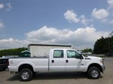 2015 Oxford White Ford F250 Super Duty XL Crew Cab 4x4 #93752270