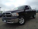 2014 Black Ram 1500 Big Horn Quad Cab 4x4 #93752219