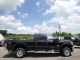 2015 Tuxedo Black Ford F250 Super Duty XLT Crew Cab 4x4 #93752266