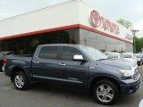 2008 Slate Gray Metallic Toyota Tundra Limited CrewMax 4x4 #9332840