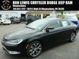 2015 Black Chrysler 200 C #93752535