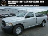 2014 Bright Silver Metallic Ram 1500 Tradesman Regular Cab #93752519