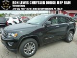 2014 Black Forest Green Pearl Jeep Grand Cherokee Limited 4x4 #93752518