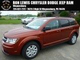 2014 Copper Pearl Dodge Journey SE AWD #93752516