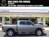 2012 Mineral Gray Metallic Dodge Ram 1500 SLT Quad Cab 4x4 #93792946