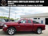 2014 Deep Cherry Red Crystal Pearl Ram 1500 Express Quad Cab 4x4 #93792921